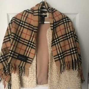 Authentic Burberry Shawl / Scarf